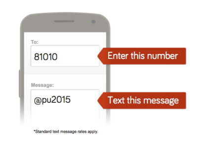 SMS signup 2